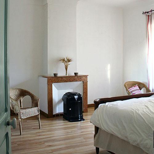 De beaux espaces dans les chambres