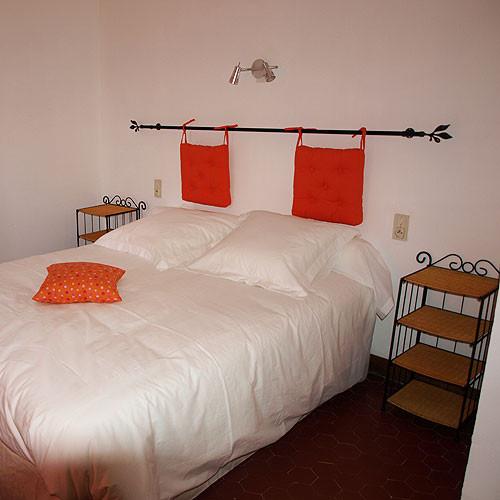 Des chambres spacieuses et colorées