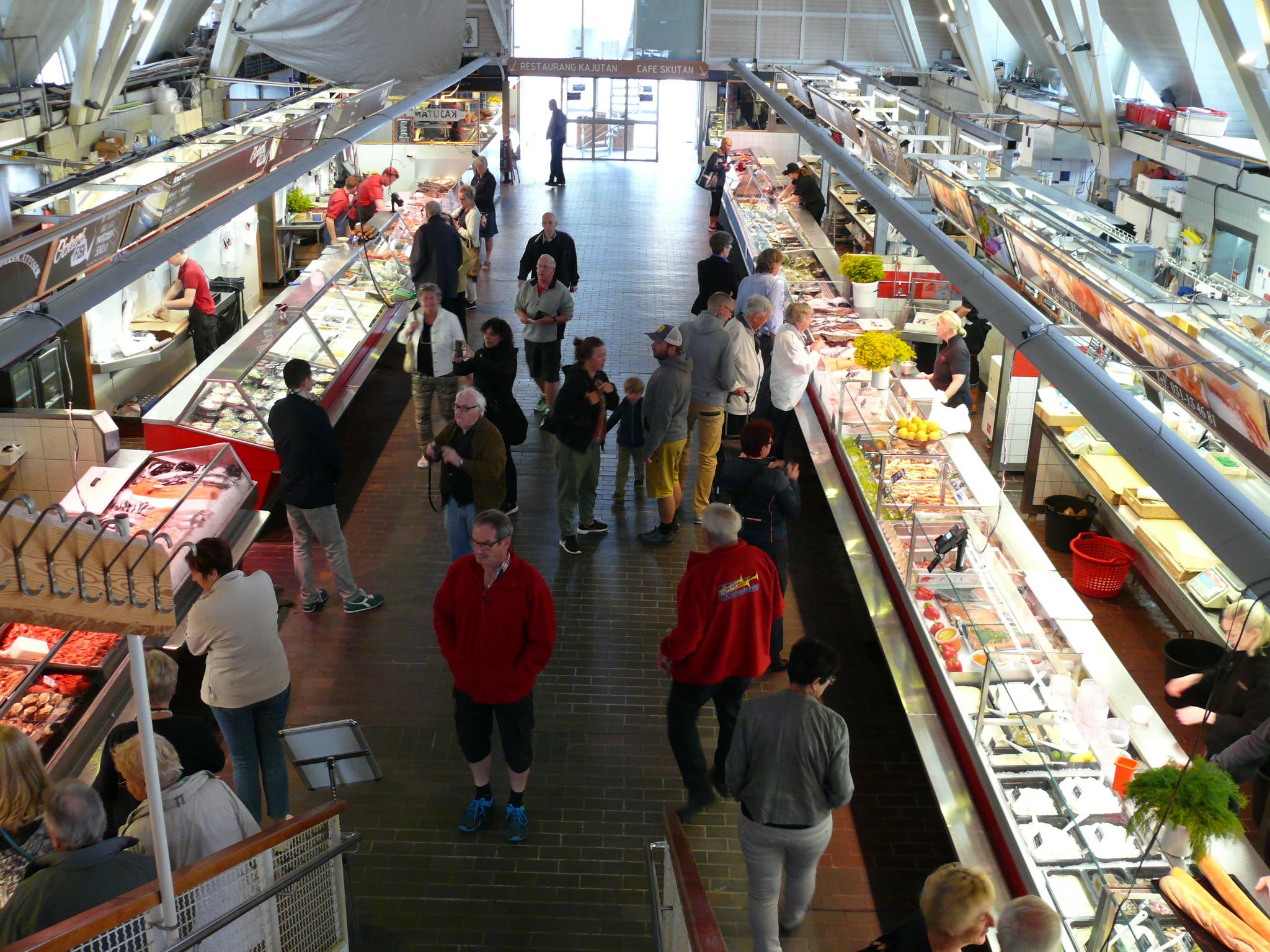 Einkauf in Göteborg