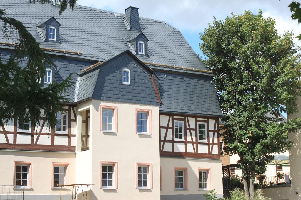 malerische Altstadt