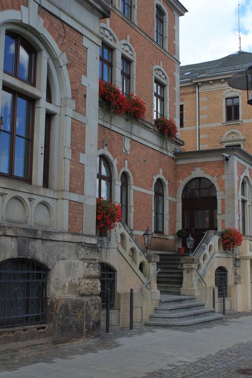Rathaus aus der Gründerzeit