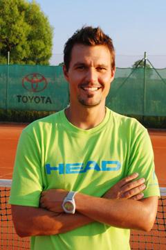 David Bronner, sunshinetennis, staatl. geprüfter Tennislehrer