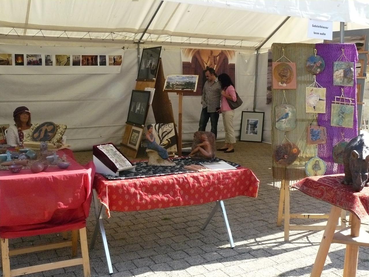 Foire de l'Art et de la Création de Chamalières(2011)