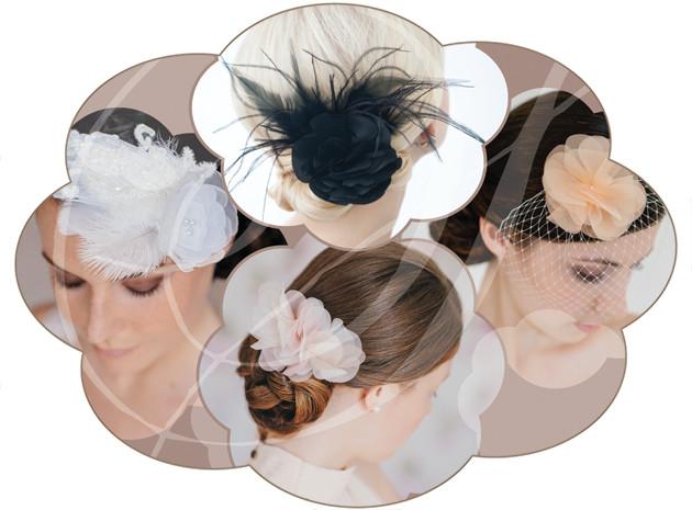 Haarschmuck - Headpieces