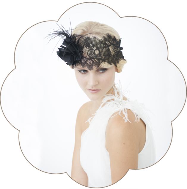 riesige Auswahl an elegant und anmutig Freiraum suchen NORA Gatsby Haarschmuck