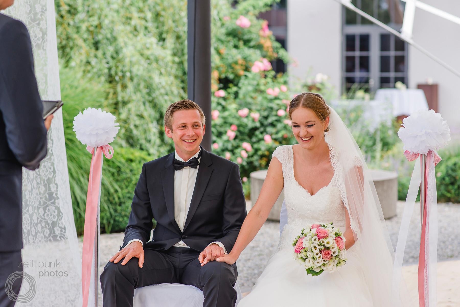 Freie Trauung Claudia & Matthias (Fotos: zeit punkt photos)