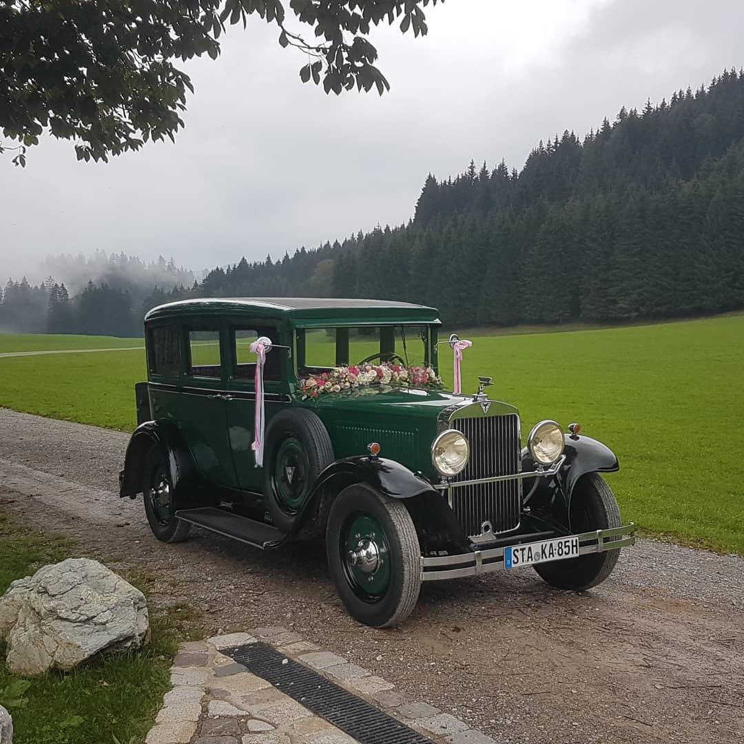 """Almhochzeit """"Bauer in der Au"""""""