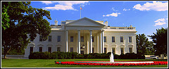 La Casa Blanca. (CC) Soham Banerjee