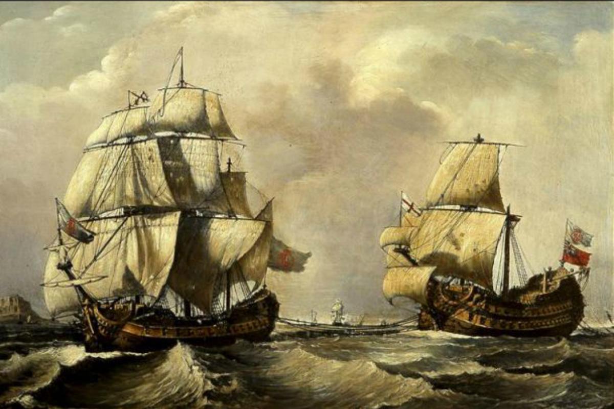 INFORMACIÓN: El siglo XVIII como el siglo del mar (I ...