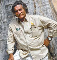 """""""Conocer la naturaleza, el mundo que nos rodea, nos da todo lo que necesitamos para vivir"""" Foto: (cc) Wikipedia.org"""