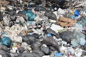 Las bolsas de basura pueden tardar hasta 150 años en degradarse. Foto: PxHere