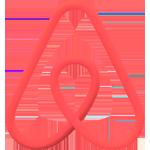 Apps de viajes Airbnb