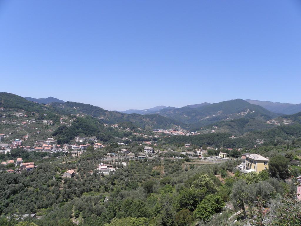 E non solo mare ma anche una meravigliosa vista delle nostre montagne