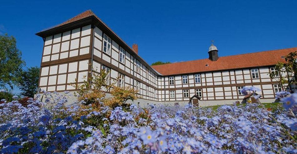 Der Amtshof in Harpstedt. Foto: Ingo Möllers