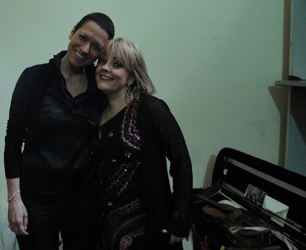 con Gemma Bertagnolli
