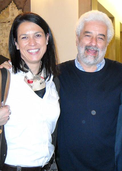 con Andrea Tacchi