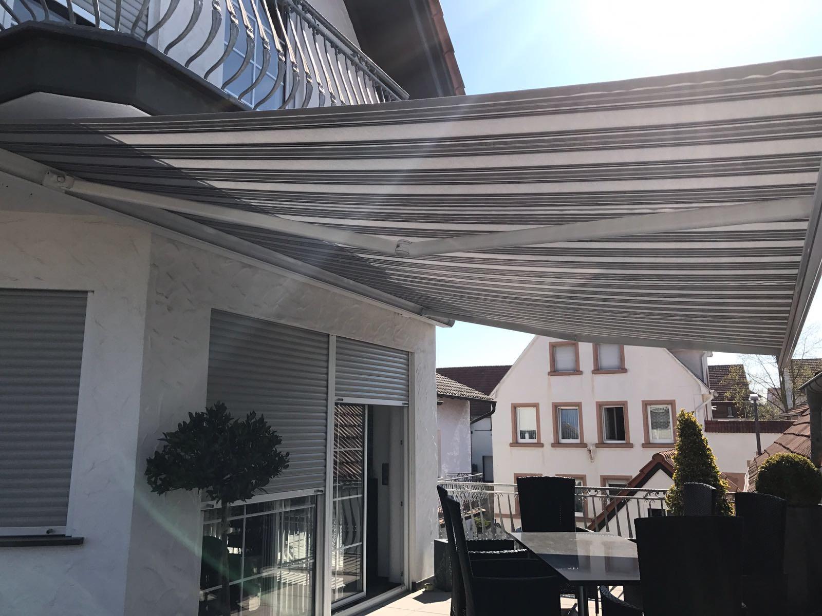 Markise Elektrisch Amazing Elektrische Sonnensegel