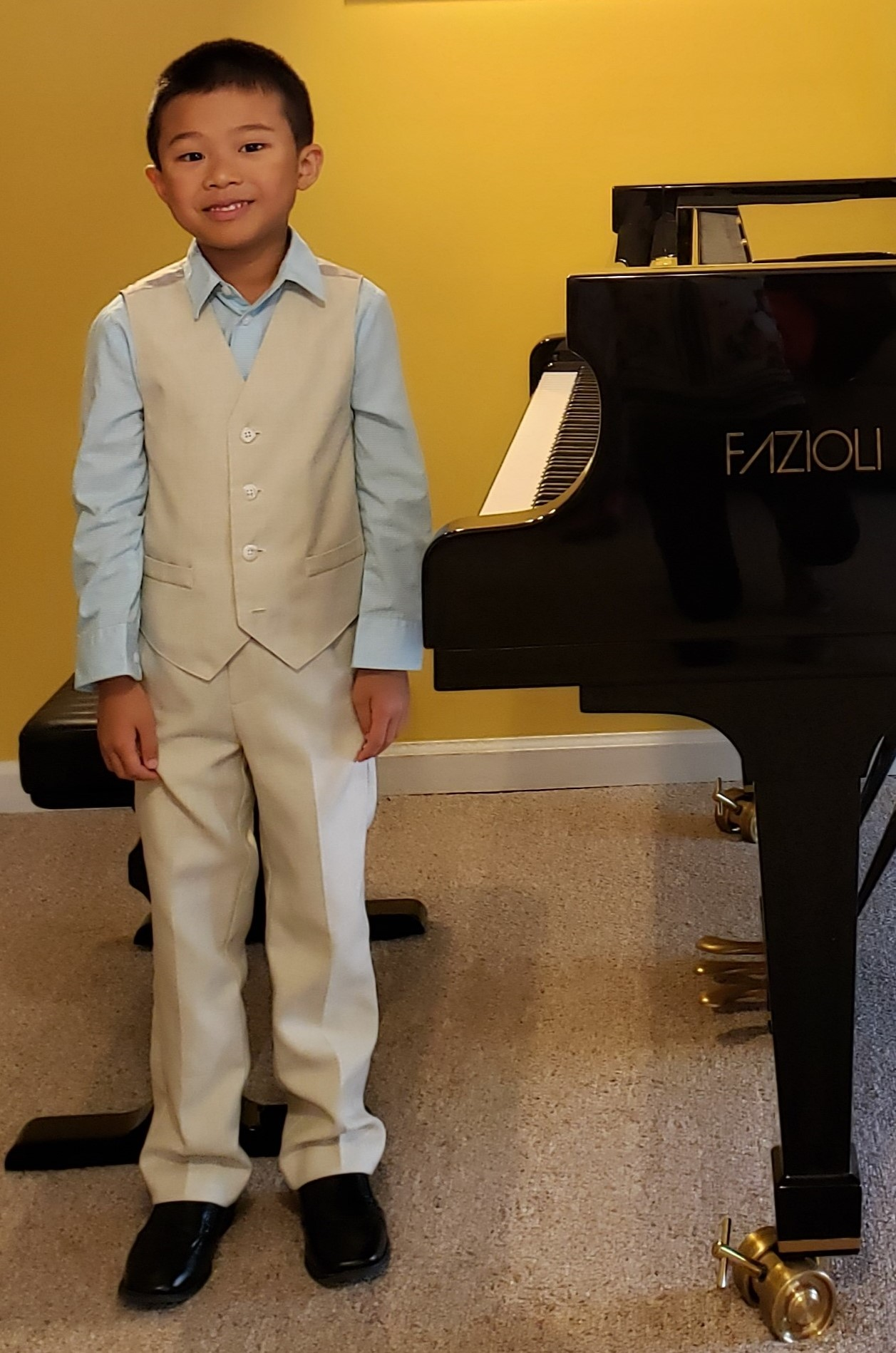 DAMON CHAN WON 3rd PRIZE AT THE AMERICAN PROTEGE INTERNATIONAL PIANO & STRINGS COMPETITION 2020. The Winners' Recital will be held in May 2020 at Weill Recital Hall at Carnegie Hall in New York!