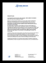 "Screenshot Pressemitteilung 1-2018: ""www.fotografie-nord.de ab sofort mobil verfuegbar - HEIKE ALBRECHT FOTOGRAFIE startet den Launch einer responsiven Website"""