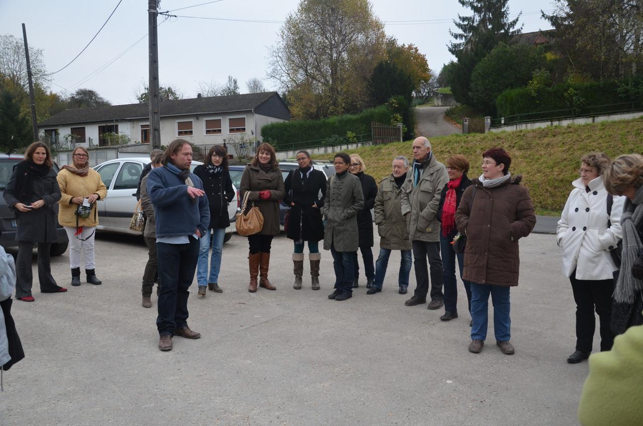 Visite guidée Troglo Degusto à Bourré