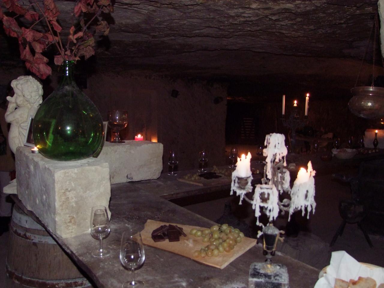 Visite et dégustation de Mets et de Vins