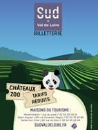 Visualiser l'offre Billetterie Sud Val de Loire