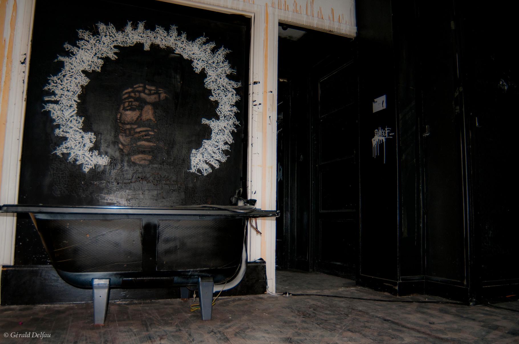 Street Art, tour des Sablières, Paris XIII