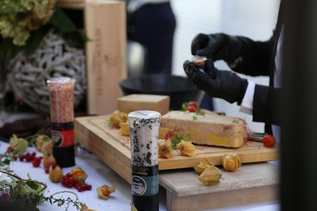 Animation foie gras