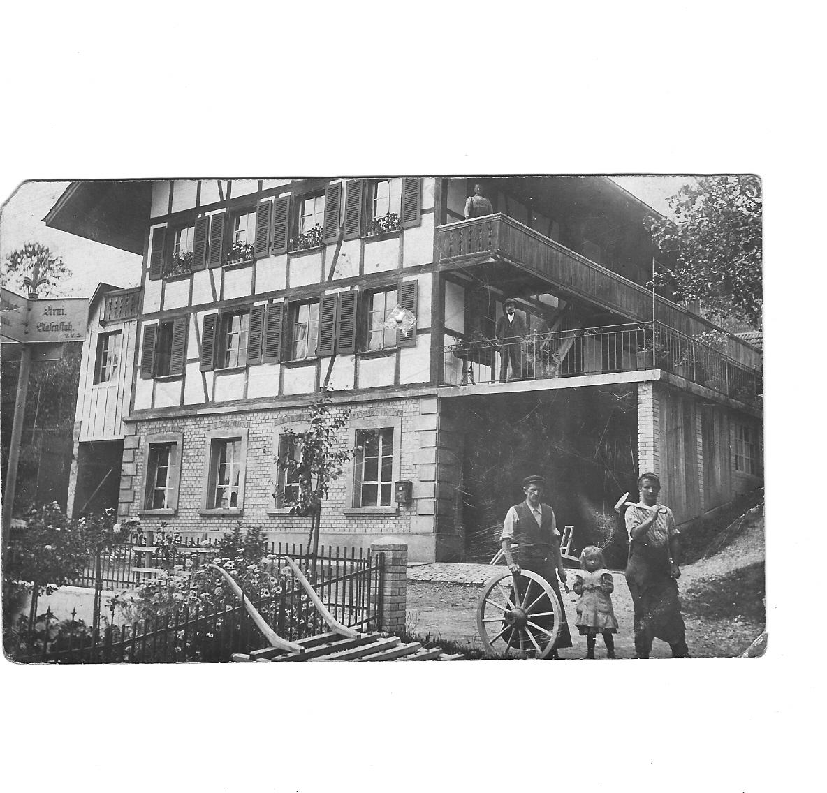 Schmiede Oberthal