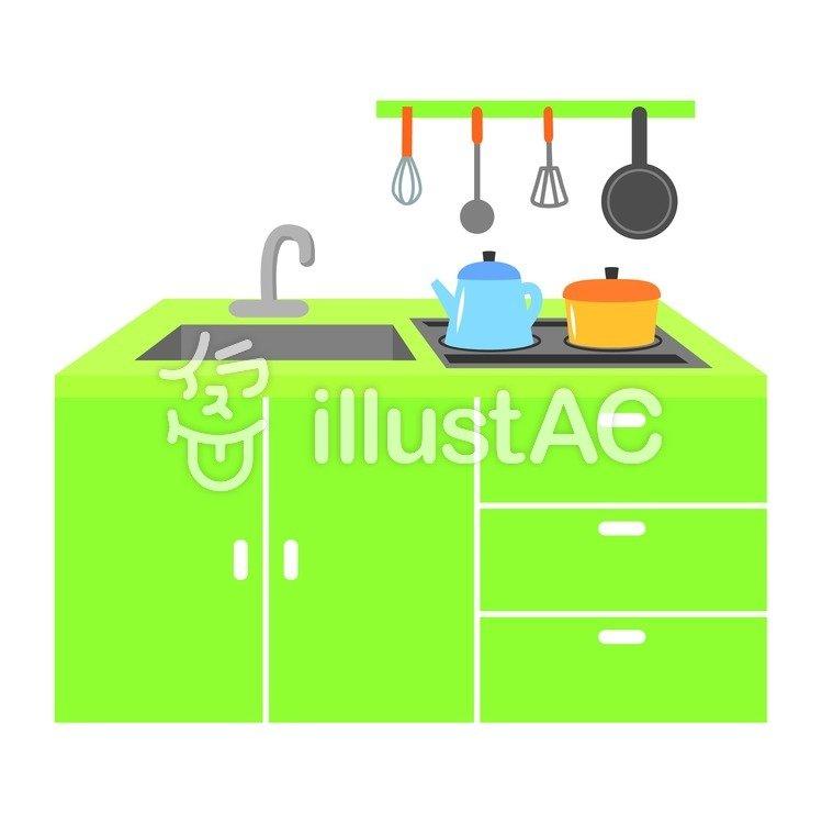 キッチン水栓金具交換工事