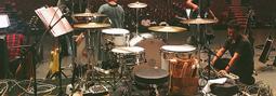 ミュージシャン(Drums & Percussion)