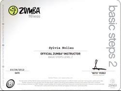 Zumba® Fitness B2 Lizenz