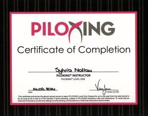 Piloxing® Lizenz