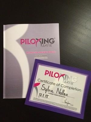 Piloxing® Barre Lizenz