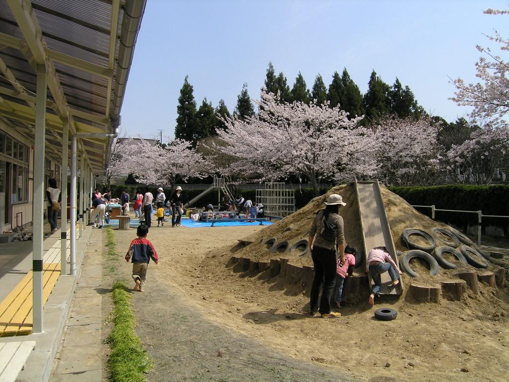 2006. 4. 4  お花見会