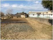 学童・学校・畑ボランティア共用の畑(その1)