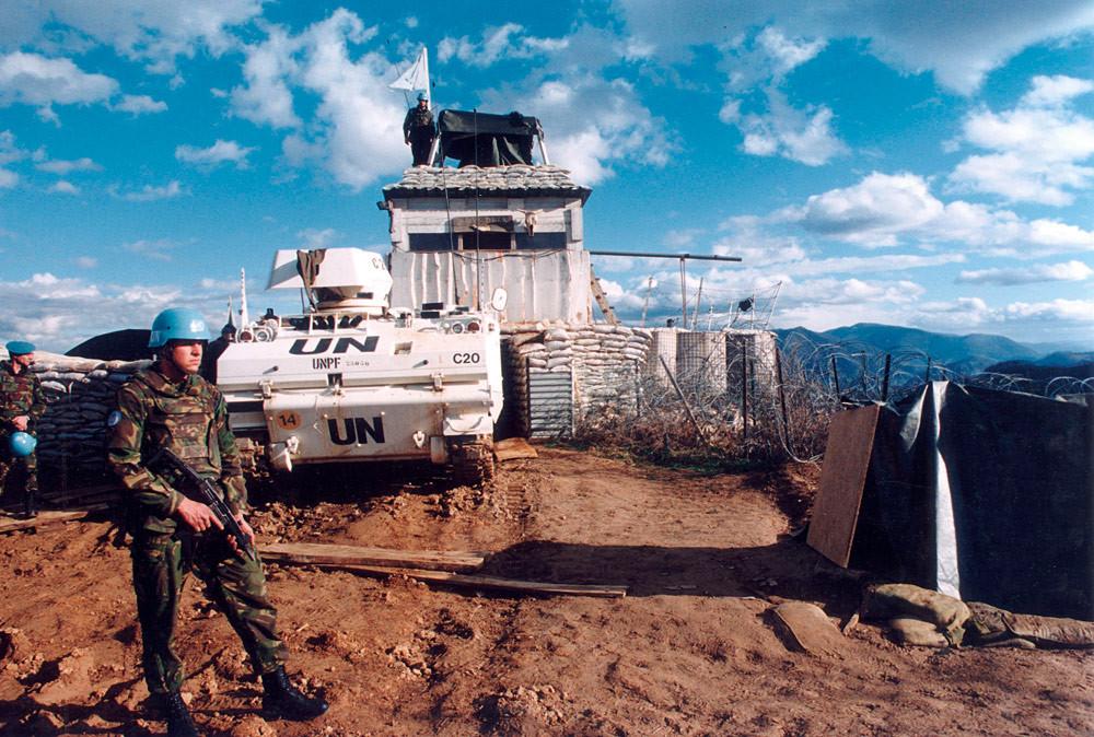 Lessenreeks oorlog in Joegoslavië