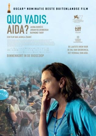 Quo Vadis, Aida? Film over val Srebrenica