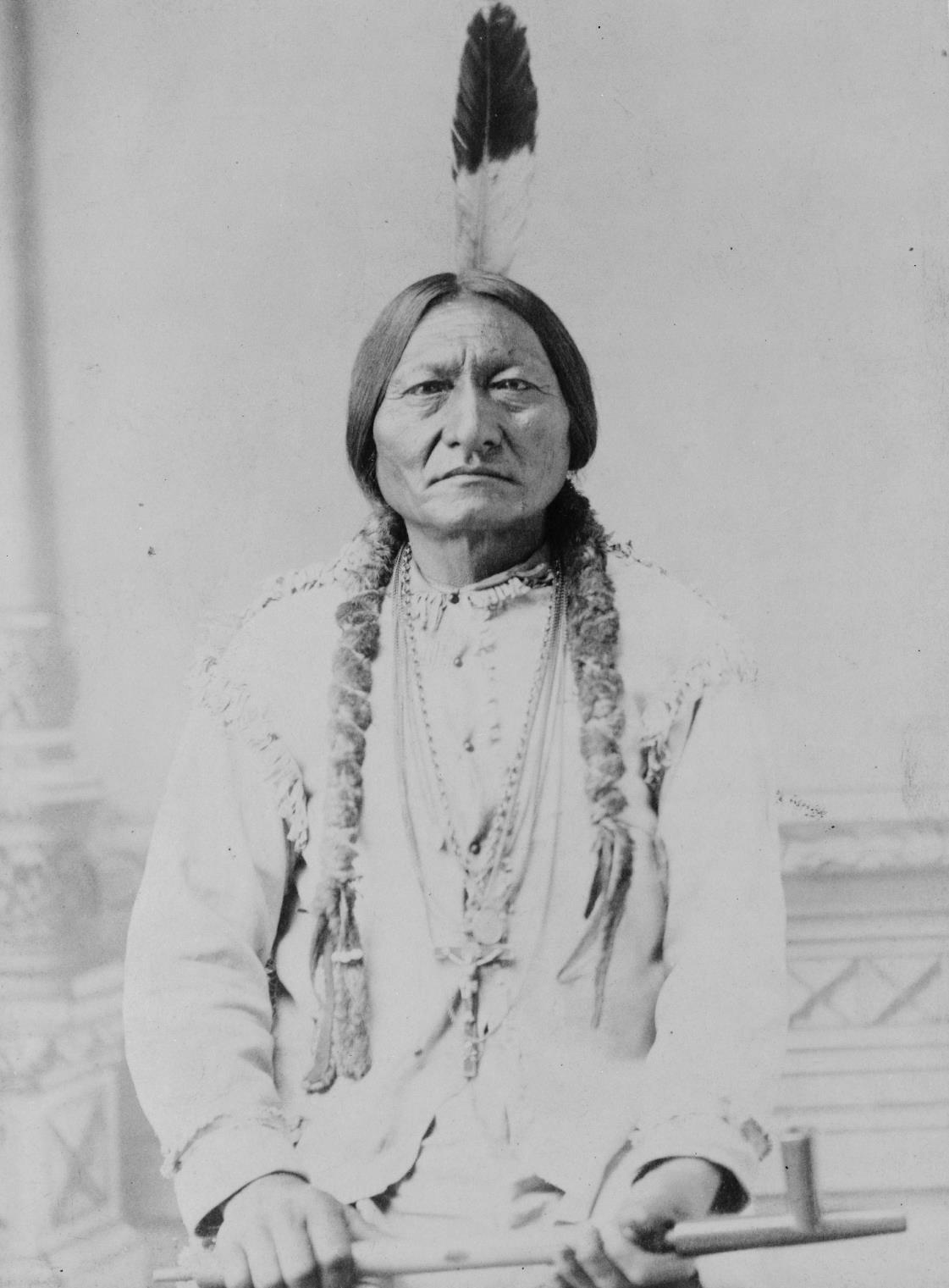 Sitting Bull, Hunkpapa Lakota
