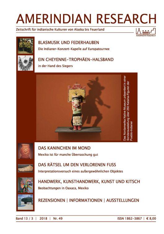 AmerIndian Research Ausgabe 03-2018