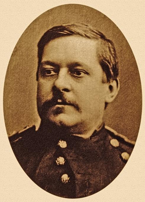 Major Marcus Reno
