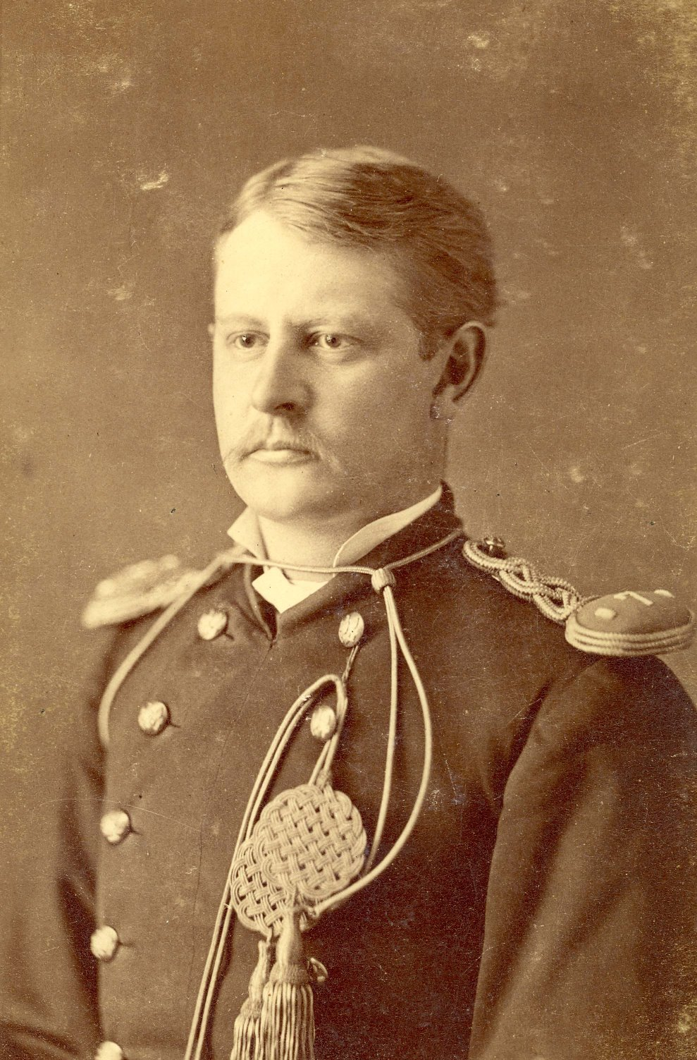 Lieutenant James Calhoun