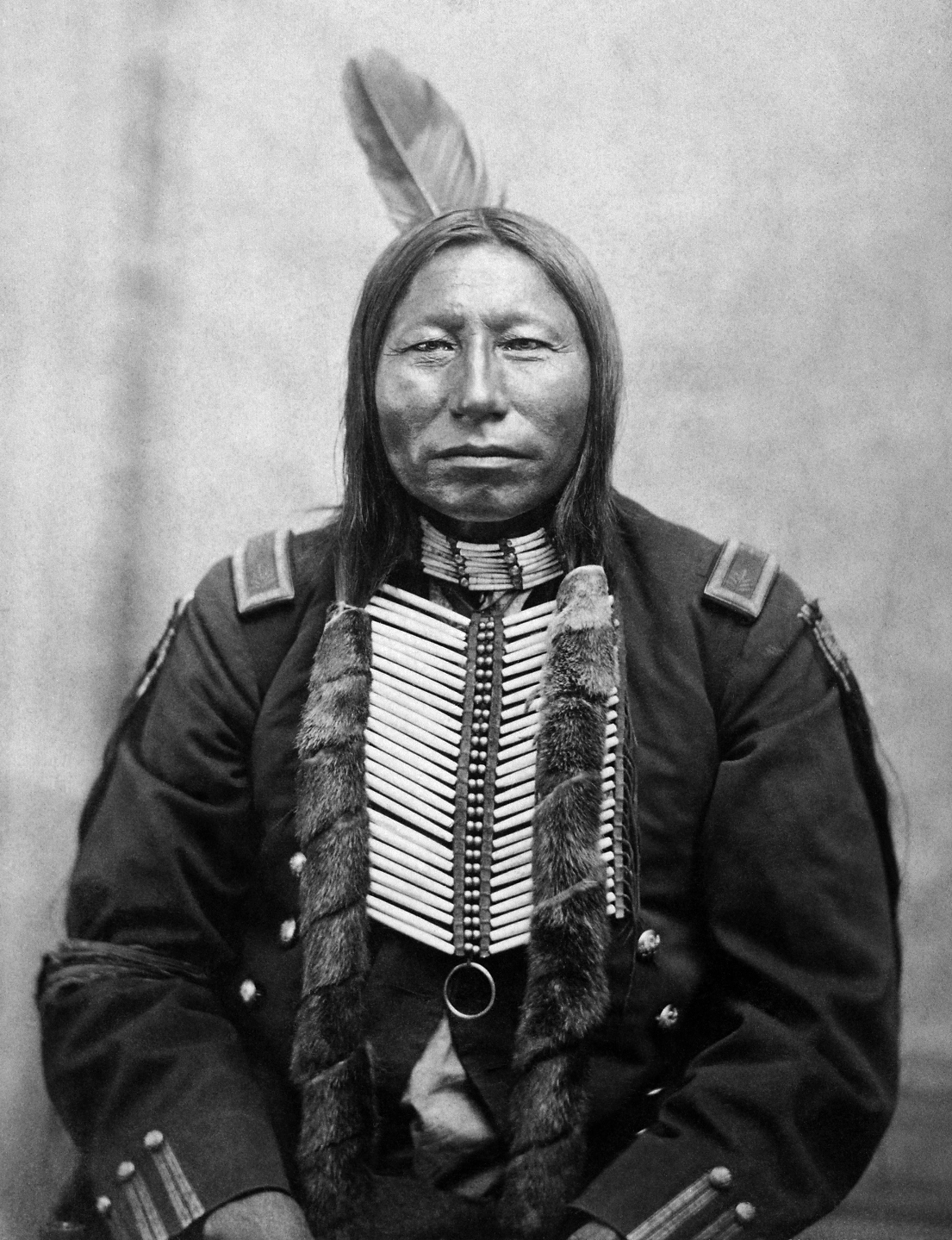Crow King, Hunkpapa Lakota