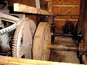 Kegelradgetriebe und Vorgelege