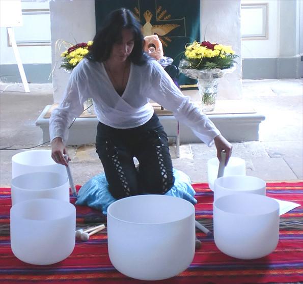 Das besondere Konzert 5.8.2011-Nikolauskirche.  Foto: privat