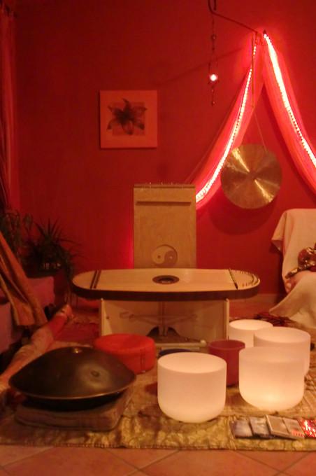 Klänge für die Seele 3.3.2012/Innenblick- Foto: Privat