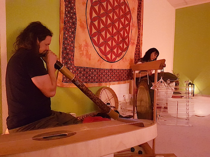 Yogastudio Merane 22.9.2017    Foto: Yvonne Jentsch