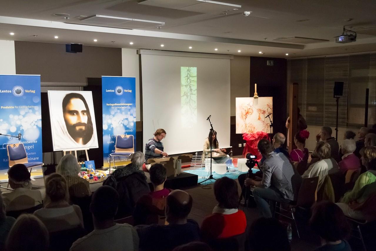 Lentos Live 6.4.2013 Dolce, Unterschleißheim. Foto: Lentos Verlag