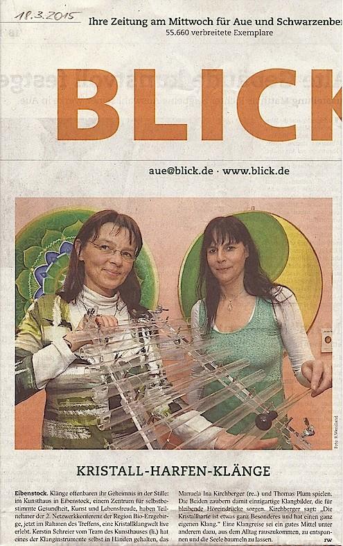 Zeitung Aueblick