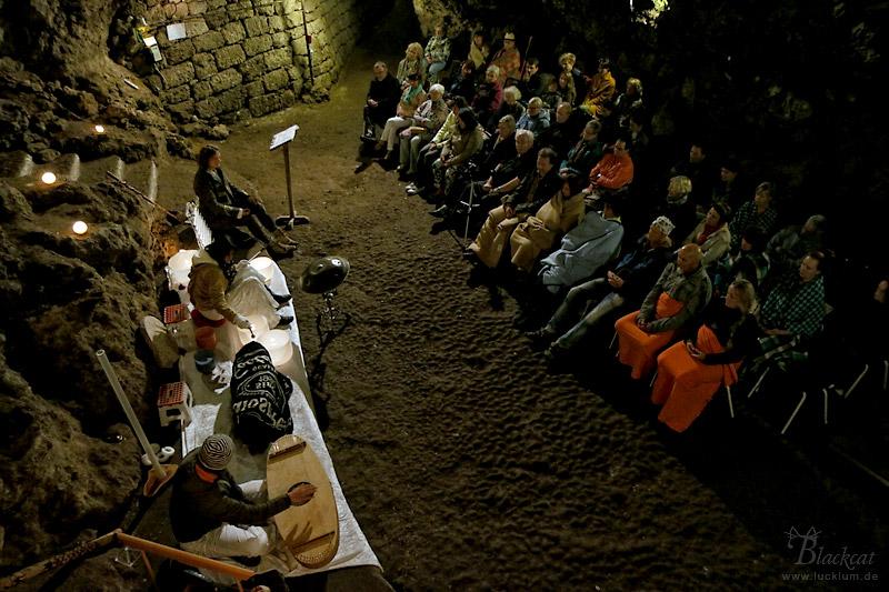 Altensteiner Höhle - Himmlische Klänge 2015
